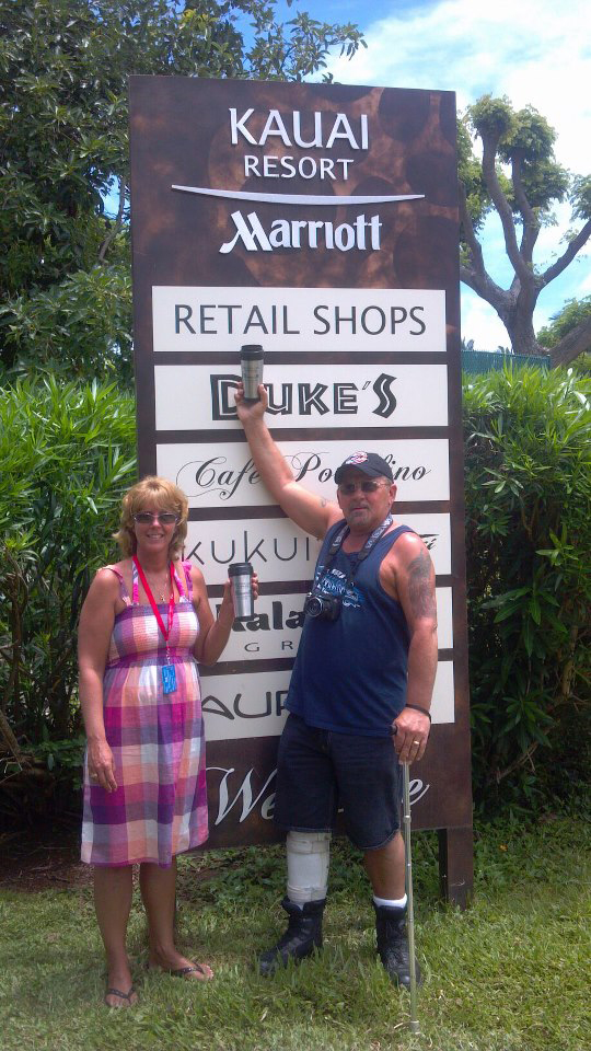 The Maynards in kauai hawaii