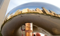 The Bean at Millennium Park Chicago