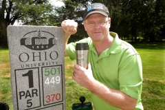 Brook at the Ohio University Golf Course