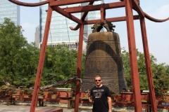 Jeff B Ancient Bell Tower Nagasaki, Japan circa 1326