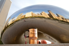 The Bean at Millennium Park Chicago
